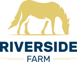 riverside horse farm pennsylvania logo