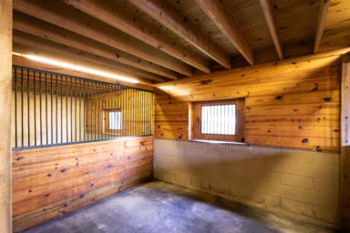 horse farm photos stall