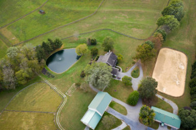 retired horse boarding farm near me